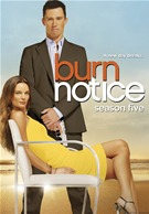 Burn Notice Season Five DVD
