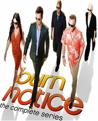 Burn Notice The Complete Series (Seasons 1-7)