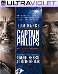 Captain Phillips SD Digital UltraViolet UV Code
