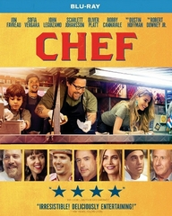 Chef Blu-ray Single Disc