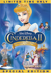 Cinderella II  Dreams Come True Special Edition (USED)