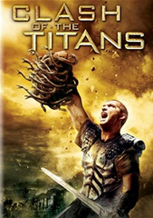 Clash Of The Titans DVD Movie (USED)