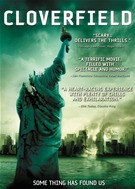 Cloverfield DVD Movie