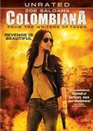 Colombiana Unrated DVD (USED)