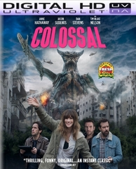 Colossal HD Ultraviolet UV Code      (PRE-ORDER WILL EMAIL ON OR BEFORE 8-1-17 AT NIGHT)