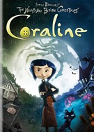 Coraline DVD Movie