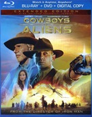 Cowboys & Aliens Blu-ray Movie