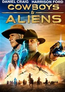 Cowboys & Aliens DVD (USED)