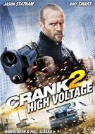 Crank 2  High Voltage DVD Movie