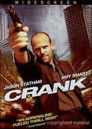 Crank DVD Movie Widescreen