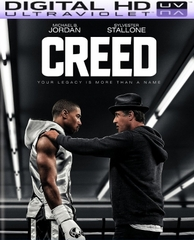 CREED HD Digital Ultraviolet UV Code (VUDU ONLY)