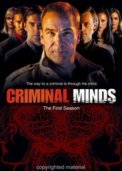 Criminal Minds The First Season DVD