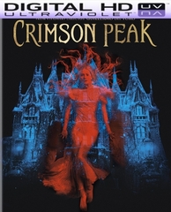 Crimson Peak HD Digital Ultraviolet UV Code