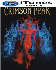 Crimson Peak HD iTunes Digital Copy Code