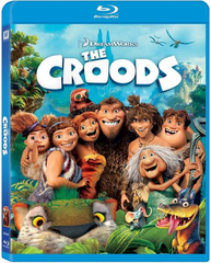 The Croods Blu-ray Movie (USED)