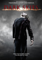 Dark Skies DVD Movie