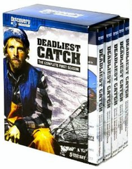 Deadliest Catch - Season 1 DVD Box Set