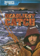 Deadliest Catch Season 3 DVD