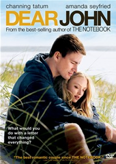 Dear John DVD Movie (USED)