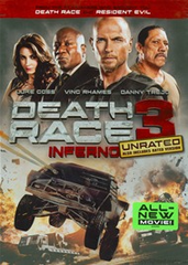 Death Race 3 DVD Movie