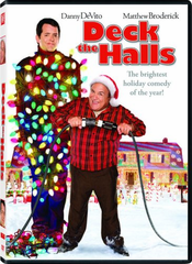 Deck The Halls DVD Movie
