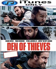 Den of Thieves HD iTunes Code