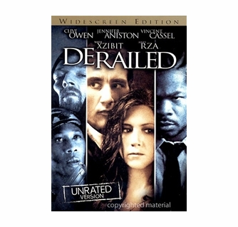 Derailed DVD Movie Unrated | Used DVDs | Discount Used Movies