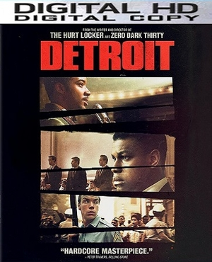 Detroit HD UV or iTunes Code    (PRE-ORDER WILL EMAIL ON OR BEFORE 12-12-17 AT NIGHT)