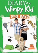 Diary Of A Wimpy Kid  Dog Days DVD Movie