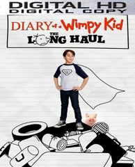 Diary of a Wimpy Kid: Long Haul HD Ultraviolet Code