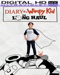 Diary of a Wimpy Kid: Long Haul HD Ultraviolet UV Code (PRE-ORDER WILL EMAIL ON OR BEFORE 8-8-17 AT NIGHT)
