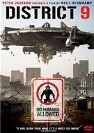 District 9 DVD Movie (USED)