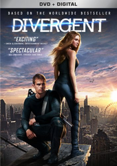 Divergent DVD + Digital