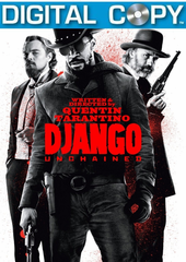 Django Unchained SD Digital Copy