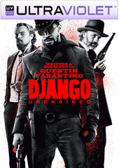Django Unchained SD UltraViolet UV Code