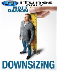 Downsizing 4K UHD iTunes Code