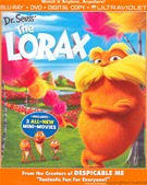 Dr. Seuss' The Lorax Blu-ray Rental (USED)