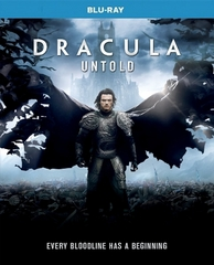 Dracula Untold Blu-ray Single Disc