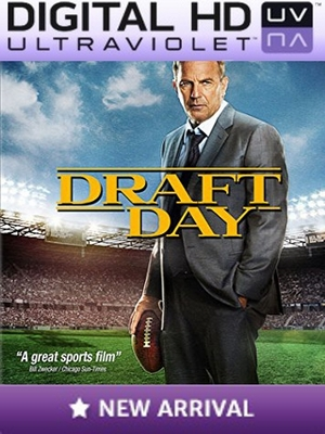 Draft Day HD Digital Ultraviolet UV Code