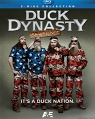 Duck Dynasty Season Four Bu-ray