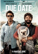 Due Date DVD Movie