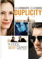 Duplicity DVD Movie  (USED)