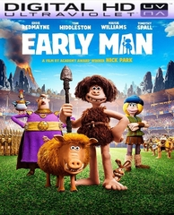 Early Man HD UV Code