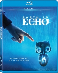 Earth To Echo Blu-ray Single Disc