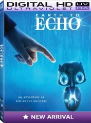 Earth To Echo HD Digital Ultraviolet UV Code