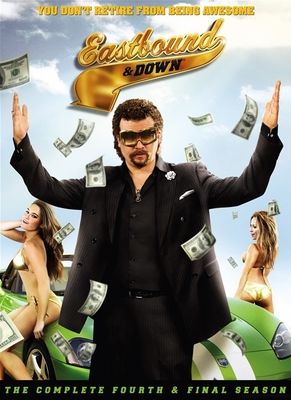 Eastbound & Down DVD Season 4