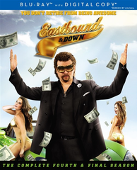 Eastbound & Down: Season 4 (Blu-ray + Digital Copy)