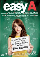 Easy A DVD Movie