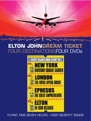 Elton John  Dream Ticket DVD