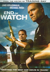 End Of Watch DVD Movie